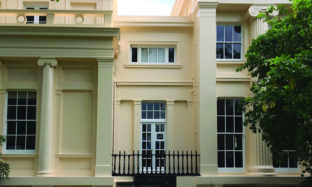 Exterior Painting and Property Maintenance